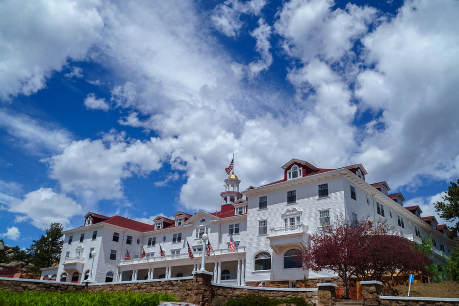 The Musical Ghosts of the Legendary Stanley Hotel Original owners F.O. and Flora Stanley continue to entertain from the afterlife