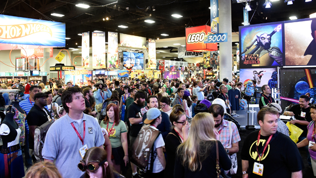 San Diego Comic-Con 2016 Preview More panels than a Home Depot