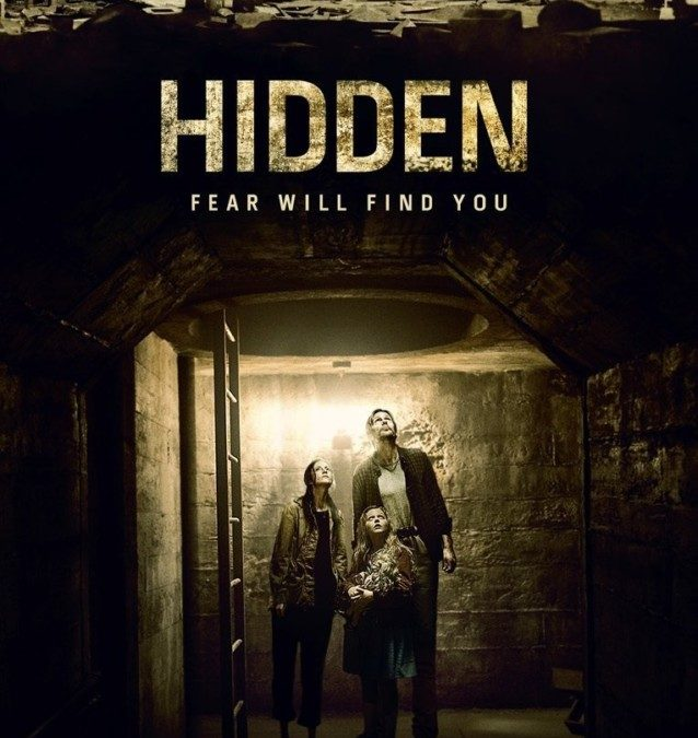 HIDDEN – The Duffer Brothers Movie That Paved the Way to STRANGER THINGS Post-apocalyptic horror/thriller is emotionally gripping with a madly clever twist