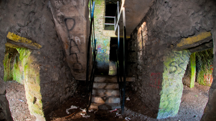 The Blasphemous History of the Haunted Hell Fire Club High on a hill near Dublin, it waits