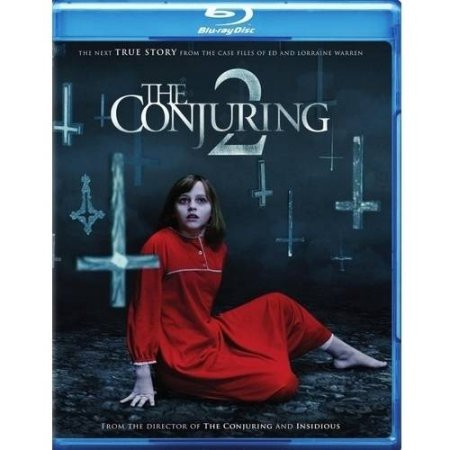 THE CONJURING 2 Digs Into Realities of Demonic Possession James Wan's smash sequel about Warrens now on BRD/DVD