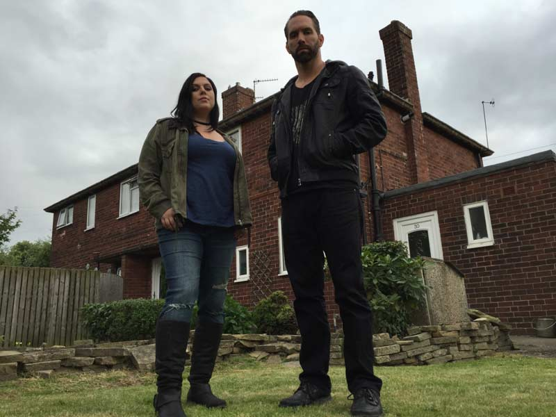 Nick Groff, Katrina Weidman Preview PARANORMAL LOCKDOWN: BLACK MONK HOUSE Halloween Special on After Hours AM/America's Most Haunted Radio Longest, scariest paranormal investigation ever