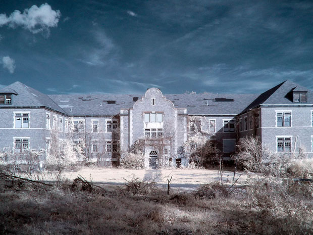 Haunted History of Pennhurst Asylum Over time it became a warehouse for society's unwanted