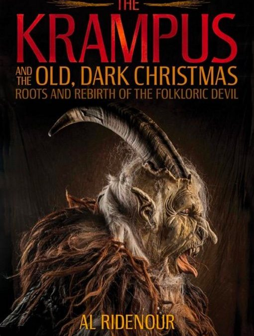 Talking Classic THE KRAMPUS AND THE OLD DARK CHRISTMAS with Author Al Ridenour on After Hours AM/America's Most Haunted Radio No one knows Krampus like Al
