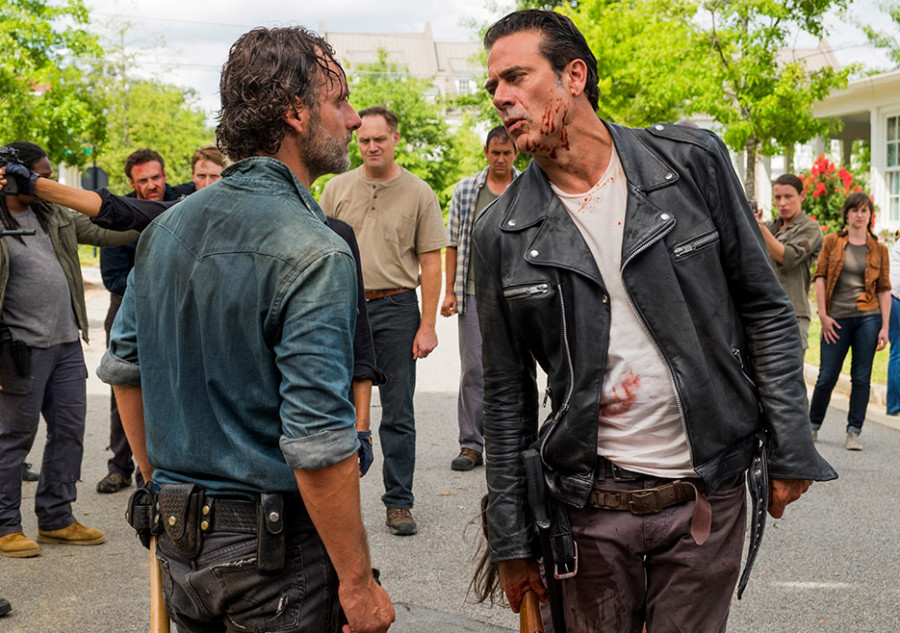 THE WALKING DEAD Midseason Finale Almost Saves Season 7 But the reign of Negan must end
