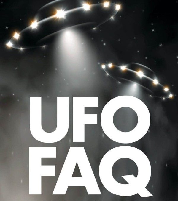Examining UFO FAQ with Author David J. Hogan on After Hours AM/America's Most Haunted Radio What do we REALLY know?
