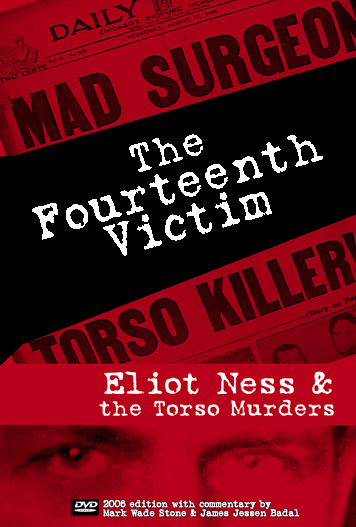 Talking Shocking Cleveland Torso Murders with Filmmaker Mark Wade Stone on After Hours AM/The Criminal Code Cleveland crime annals also include legendary lawman Eliot Ness, Dr. Sam Shepard, mystery of Beverly Potts