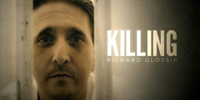 Was an Innocent Man Condemned to Die? Examining ID's KILLING RICHARD GLOSSIP with producer Kevin Huffman New docu-series follows the dramatic action in real time
