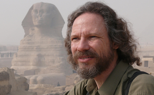 Previewing CONTACT IN THE DESERT with Ancient Civilization Visionary Dr. Robert Schoch Legendary UFO conference runs May 19-21