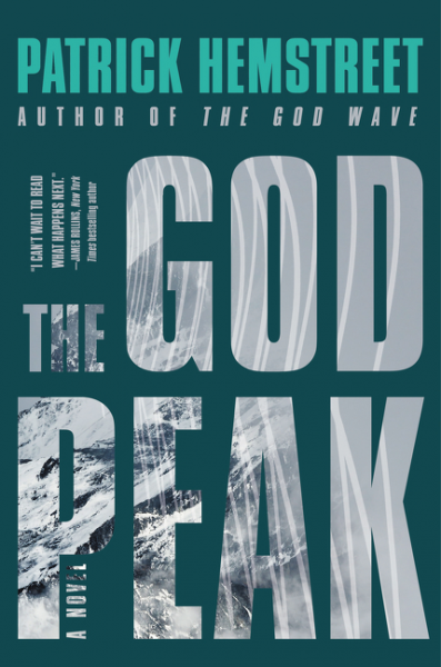 Neuroscience Meets Techno-Thriller in Patrick Hemstreet's THE GOD PEAK on After Hours AM/America's Most Haunted Radio Thrilling second book in THE GOD WAVE trilogy