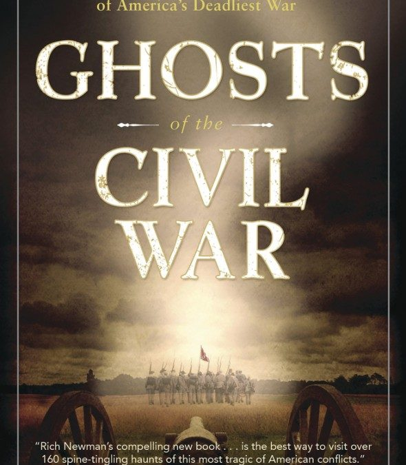 Exploring GHOSTS OF THE CIVIL WAR with Author, Filmmaker, and Paranormal Investigator Rich Newman on After Hours AM/America's Most Haunted Radio Why ARE so many Civil War sites so haunted?