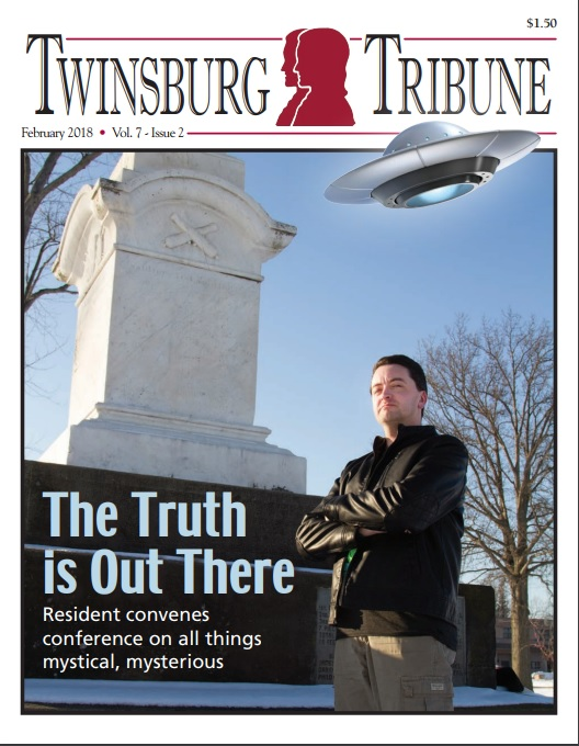 Talking Inaugural Twinsburg Paranormal Conference with Veteran Investigator, Author Brian D. Parsons on After Hours AM/America's Most Haunted Radio Triple-threat (ghosts, UFOs, cryptozoology) conference in Northeast Ohio