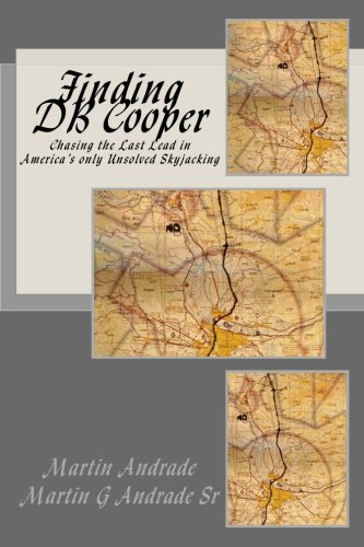 FINDING DB COOPER with Author/Researcher Marty Andrade on After Hours AM/The Criminal Code It's a mystery that just won't go away