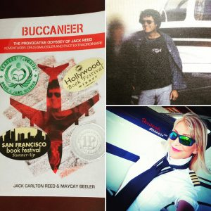 Talking Adventures of BUCCANEER Ace Pilot/Cocaine Smuggler Jack Reed with Author MayCay Beeler on After Hours AM/The Criminal Code Not all criminals are bad guys