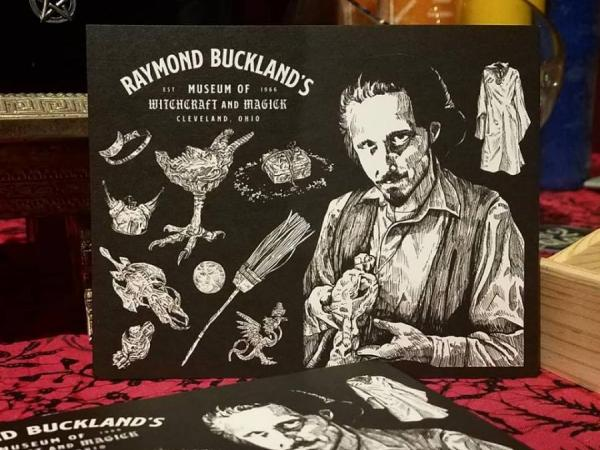 Visiting the Buckland Museum of Witchcraft and Magick with Steven Intermill and Jillian Slane on After Hours AM/America's Most Haunted Radio It's chock full of witchy paraphernalia and magickal doodads